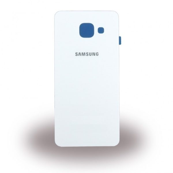 samsung galaxy a3 2016 battery cover white. Black Bedroom Furniture Sets. Home Design Ideas